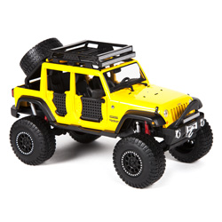 Maisto Off-Road Kings Diecast 1:24 2015 Jeep Wrangler Unlimited
