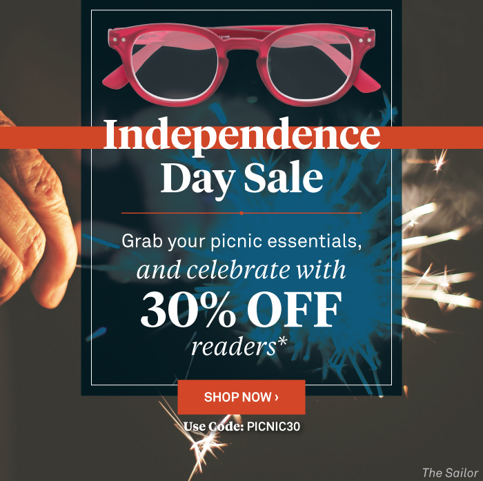 Independence Day Sale - 30% OFF