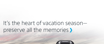 It's the heart of vacation season preserve all the memories