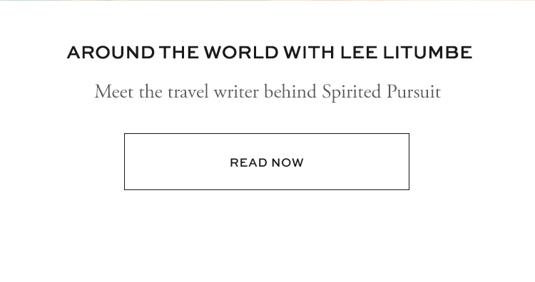 AROUND THE WORLD WITH LEE LITUMBE | READ NOW