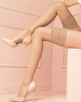 Voile Hold Ups