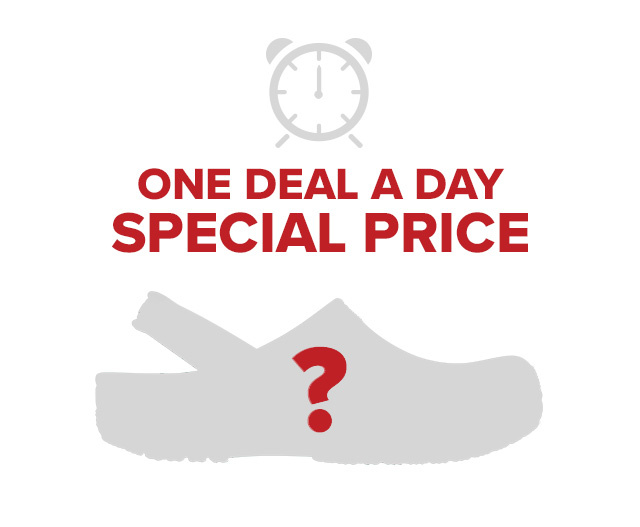 ONE DEAL A DAY SPECIAL PRICE