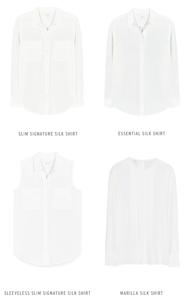 The White Shirt Shop. Shop the Collection.