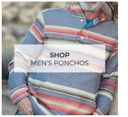 Men's Ponchos