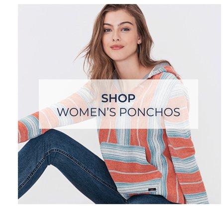 Women's Ponchos