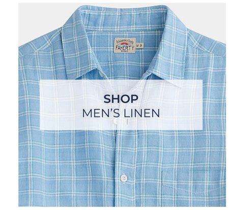 Men's Linens