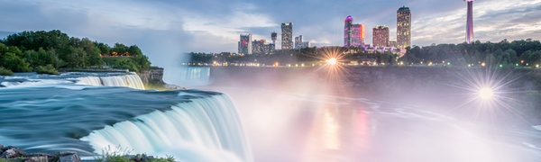 Niagara Falls Getaway Families or Couples