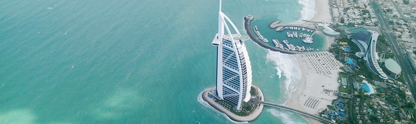 7-Day Dubai Vacation with Nonstop Air from Pacific Holidays