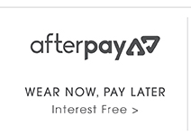 After Pay | Wear Now. Pay Later