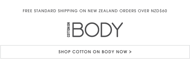 Cotton On Body | Shop Now