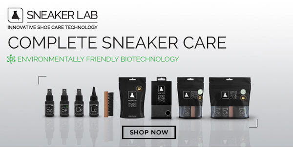Sneaker Lab - Innovative Shoe Care Technology