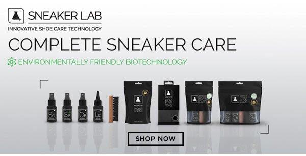 Sneaker Lab - Innovative Shoe Care Technology