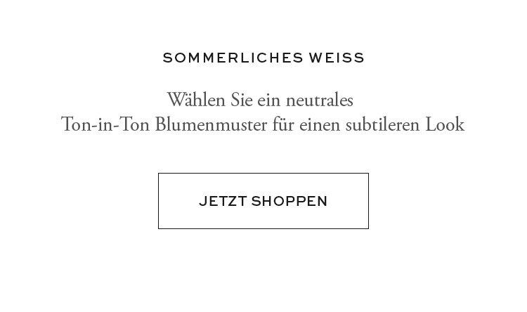 SOMMERLICHES WEISS | JETZT SHOPPEN