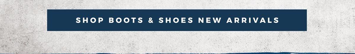 Shop Boots & Shoes New Arrivals