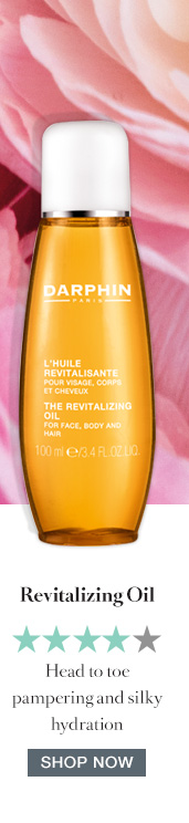 Revitalizing Oil. Head to toe pampering and silky hydration SHOP NOW