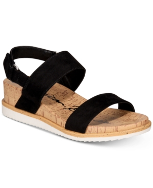 American Rag Dalary Platform Wedge Sandals, Created For Macy's