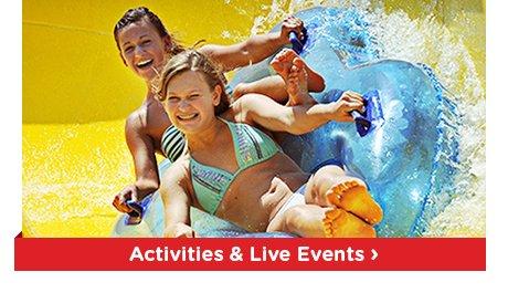 Activities & Live Events