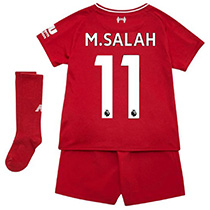 Liverpool Home Kit - Mo Salah