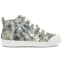 10 IS - Shoes Ten Mid Cut Print