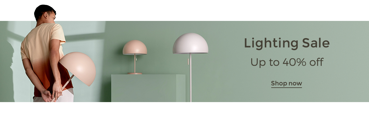 MADE.COM - Lighting Sale