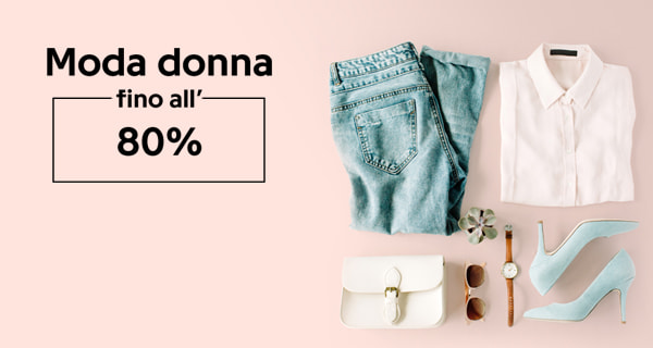 MARKETPLACE OCCASIONI DONNA FINO ALL'80%
