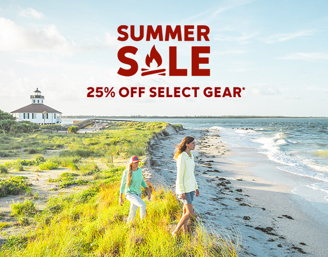 Summer Sale 25% off select gear