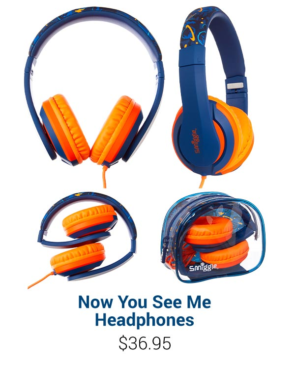 Now You See Me Headphones