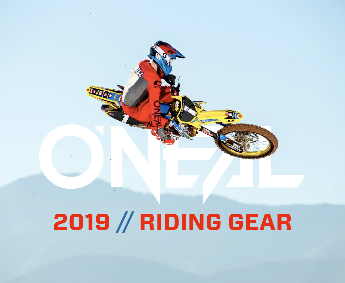 2019 O'Neal Riding Gear