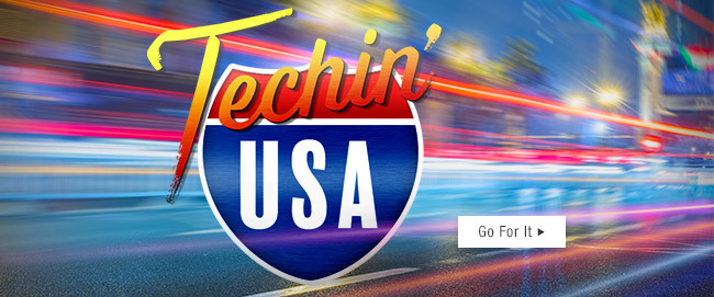 Techin' USA; Go For It