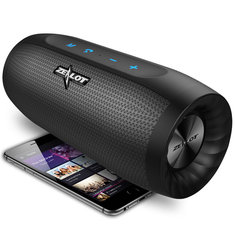 ZEALOT S16 HiFi Dual Units Waterproof Bluetooth Speaker