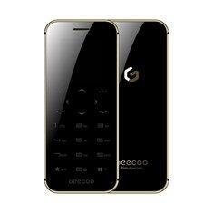 GEECOO MINI1 1.54'' 400mAh Dual SIM BT Calling Touch-Button Phone