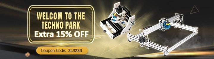 Laser Engraver Promotion