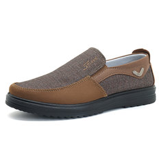 Large Size Men Casual Lightweight Comfy Oxfords