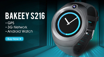 Bakeey S216 Android Smartwatch