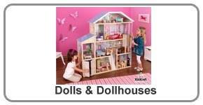 Dolls and Dollhouse