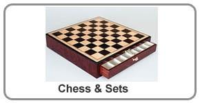Chess and Sets
