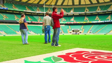 Tour of a Famous Sporting Stadium for Two