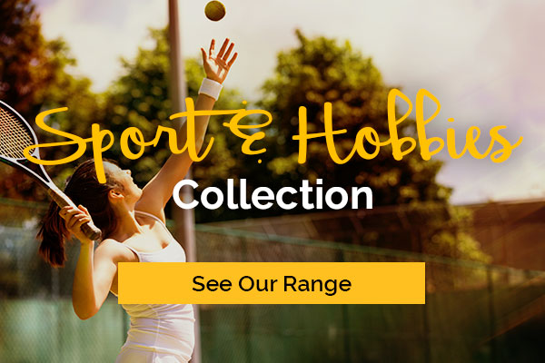 Sport & Hobbies Collection - See Our Range