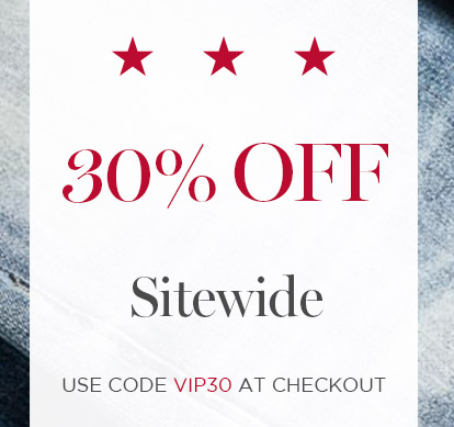 Silver Jeans Co. - VIP EARLY ACCESS / TODAY ONLY - AMERICANA EVENT - 30% OFF SITEWIDE - Use code VIP30 at checkout - Offer valid online only through July 2, 2018 at 11:59 p.m. CST. May not be combined with any other offer. Not valid on previous purchases. Certain exclusions may apply. - Shop Women >