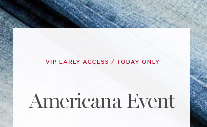 Silver Jeans Co. - VIP EARLY ACCESS / TODAY ONLY - AMERICANA EVENT - 30% OFF SITEWIDE - Use code VIP30 at checkout - Offer valid online only through July 2, 2018 at 11:59 p.m. CST. May not be combined with any other offer. Not valid on previous purchases. Certain exclusions may apply. . - Shop Now