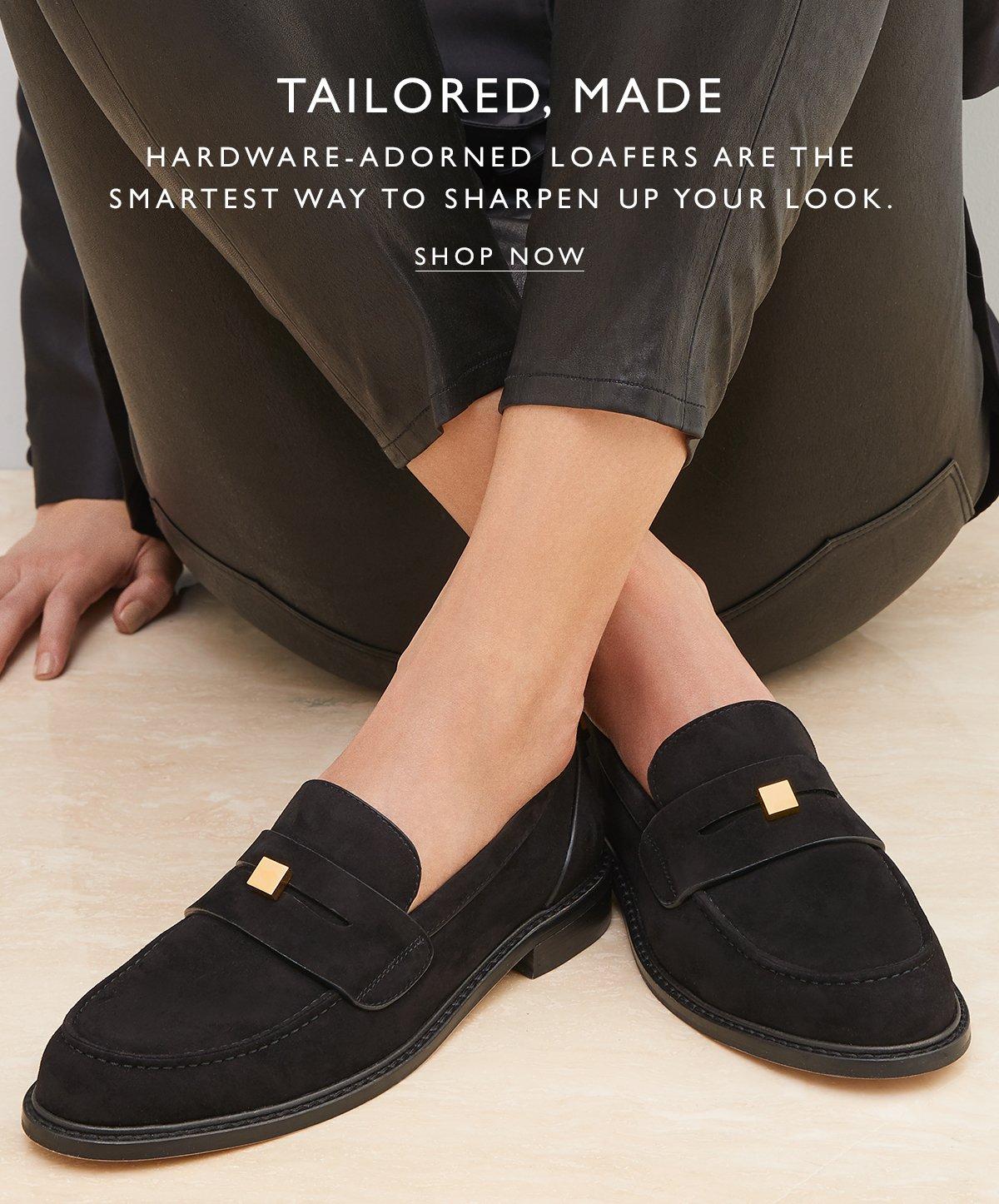 Stuart Weitzman: Looking for Loafers