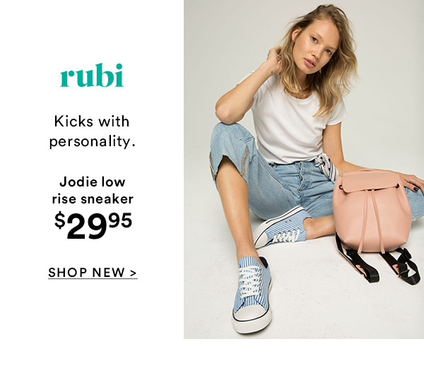 Rubi New Arrivals | Shop Now