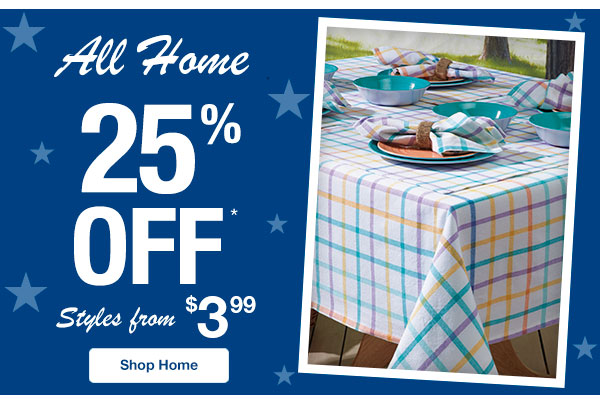 All Home On Sale!