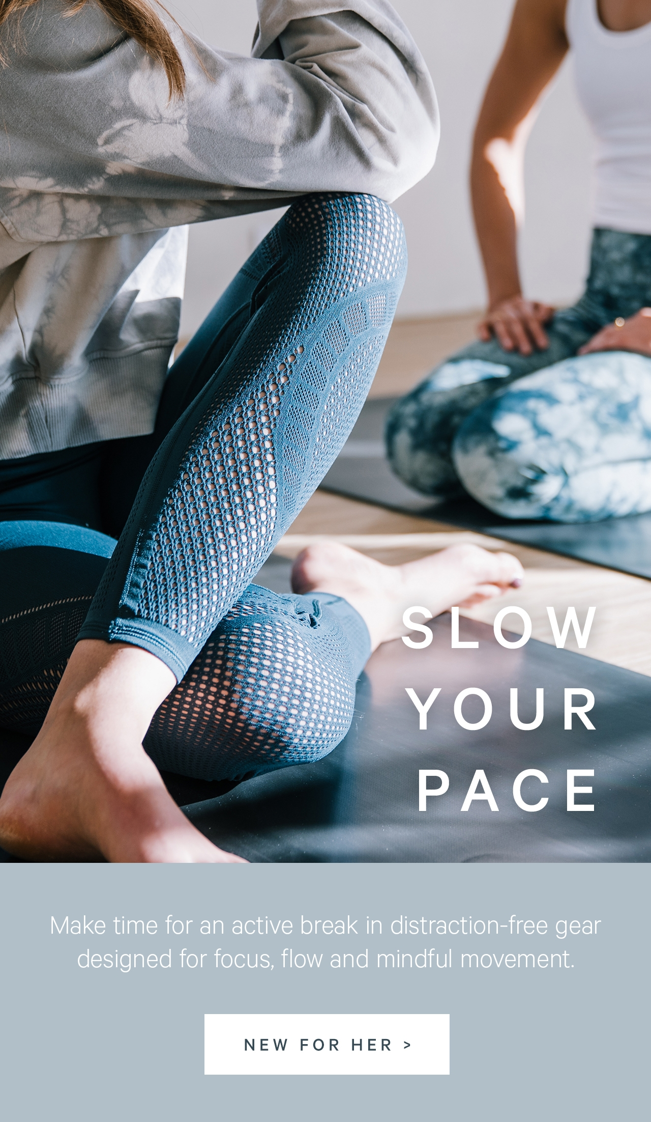 Slow Your Pace - Shop New For Women