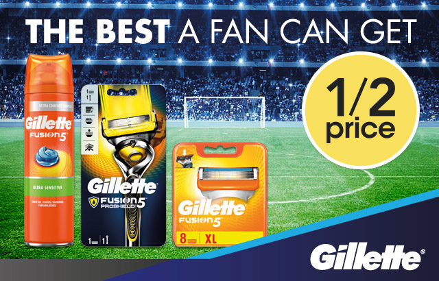 Gillette offers