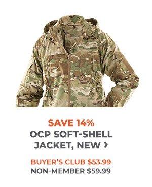Savings of 14% on OCP Soft-Shell Jacket