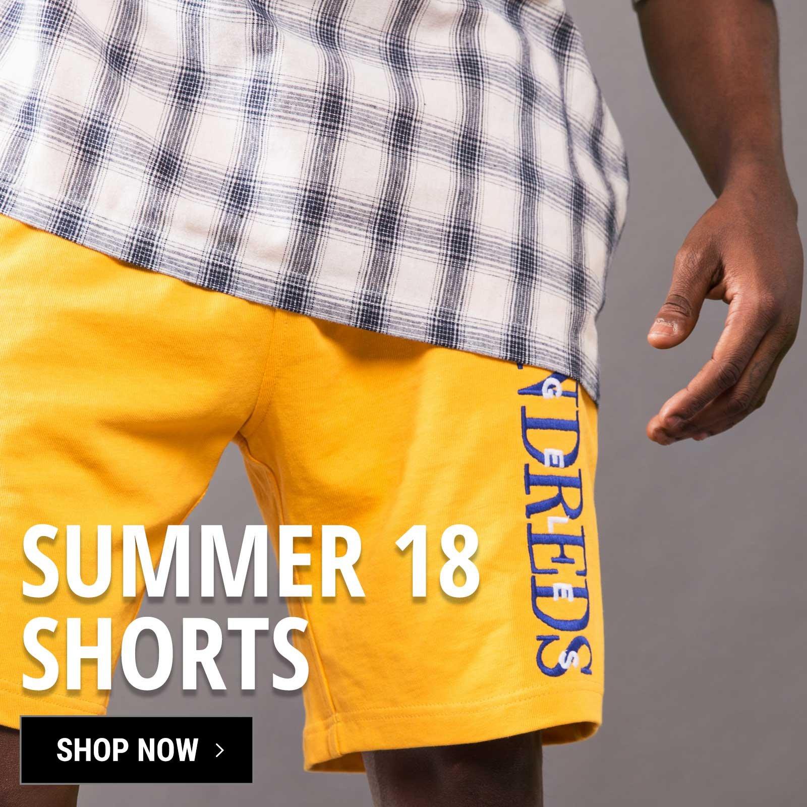 SUMMER '18 SHORTS
