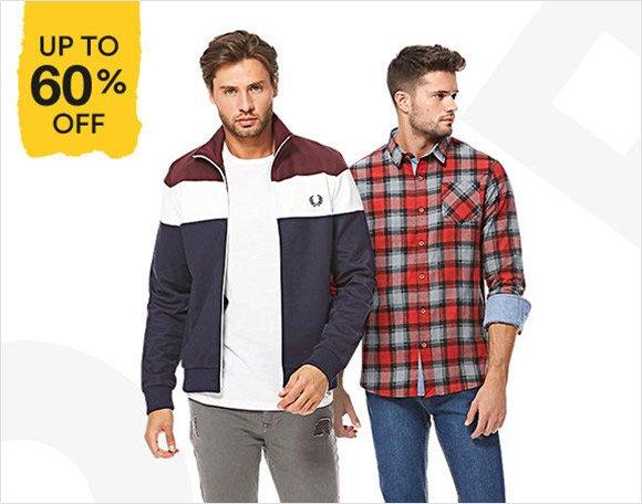 Clothing for Men