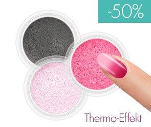 NEU: myGDN Thermo Pigmente fr den angesagten Sommer-Look
