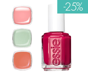 NEU: essie Lacke in knalligen & zarten Sommertnen 13,5ml